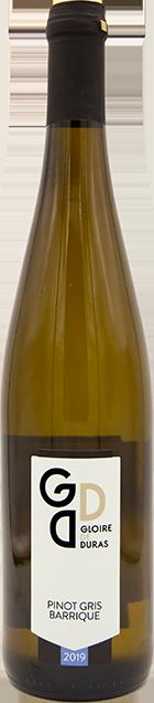 Pinot Gris Barrique Gloire de Duras