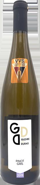 Pinot Gris 2019 wijndomein Gloire de Duras