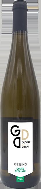 Riesling Cuvée Spéciale 2019 wijndomein Gloire de Duras