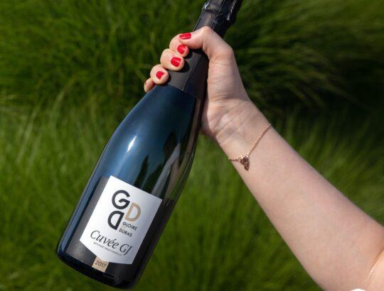 Mousserende wijn Gloire de Duras