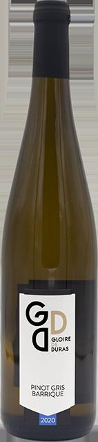 Pinot Gris Barrique 2020 wijndomein Gloire de Duras