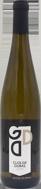 Riesling Clos de Duras 2019 wijndomein Gloire de Duras