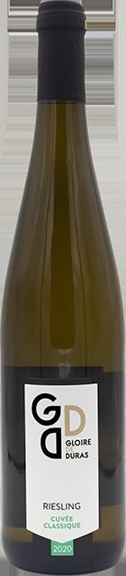 Wijndomein Gloire de Duras Riesling Cuvée Classique 2020